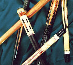 Hunter Classics Custom Cues